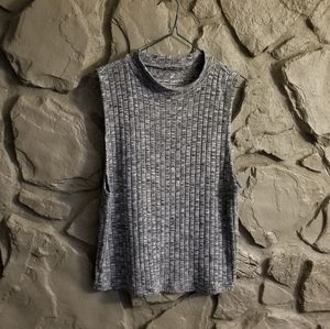 American Eagle Outfitters Sweater Vest Turtle Neck